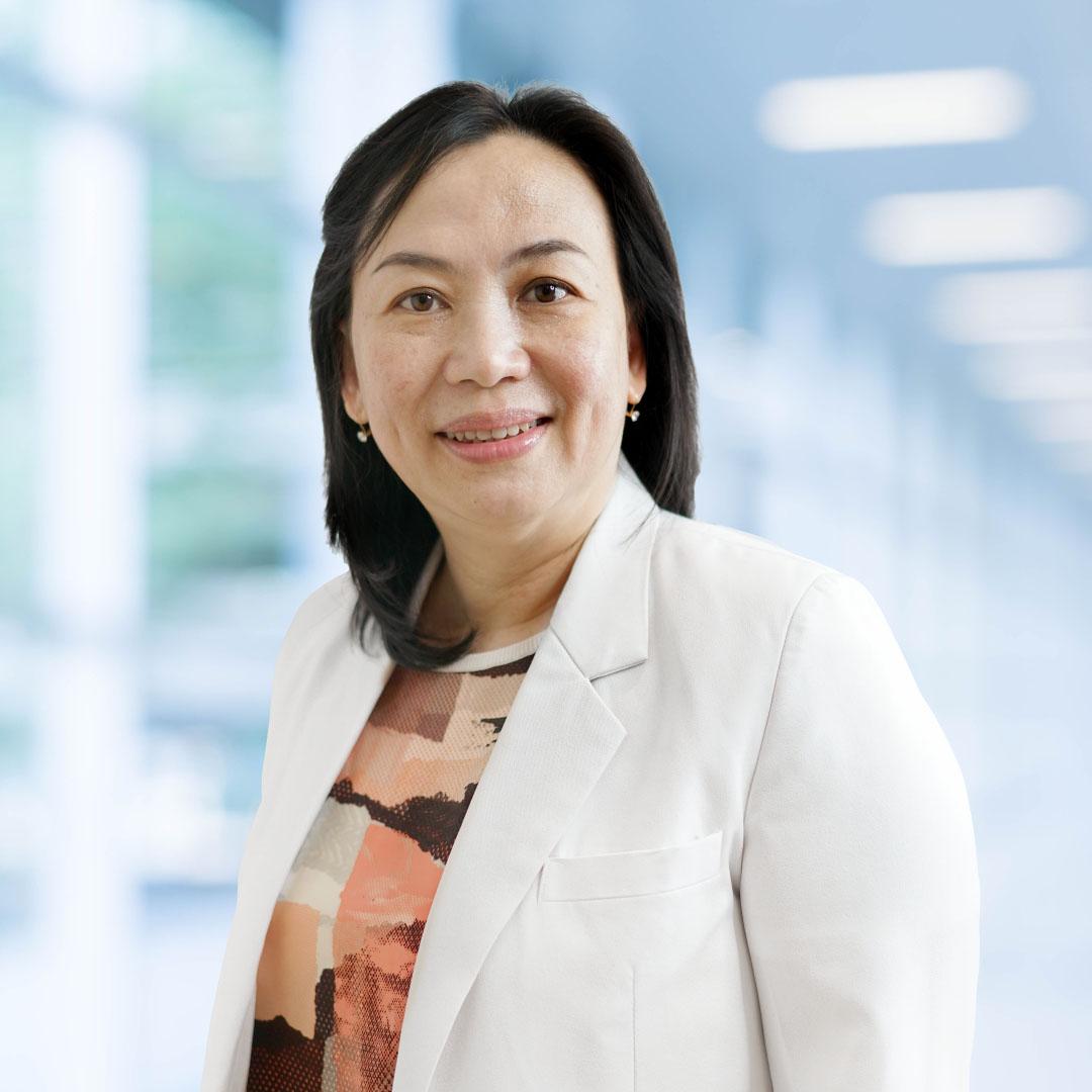 dr. Susiana Tendean, Sp.A