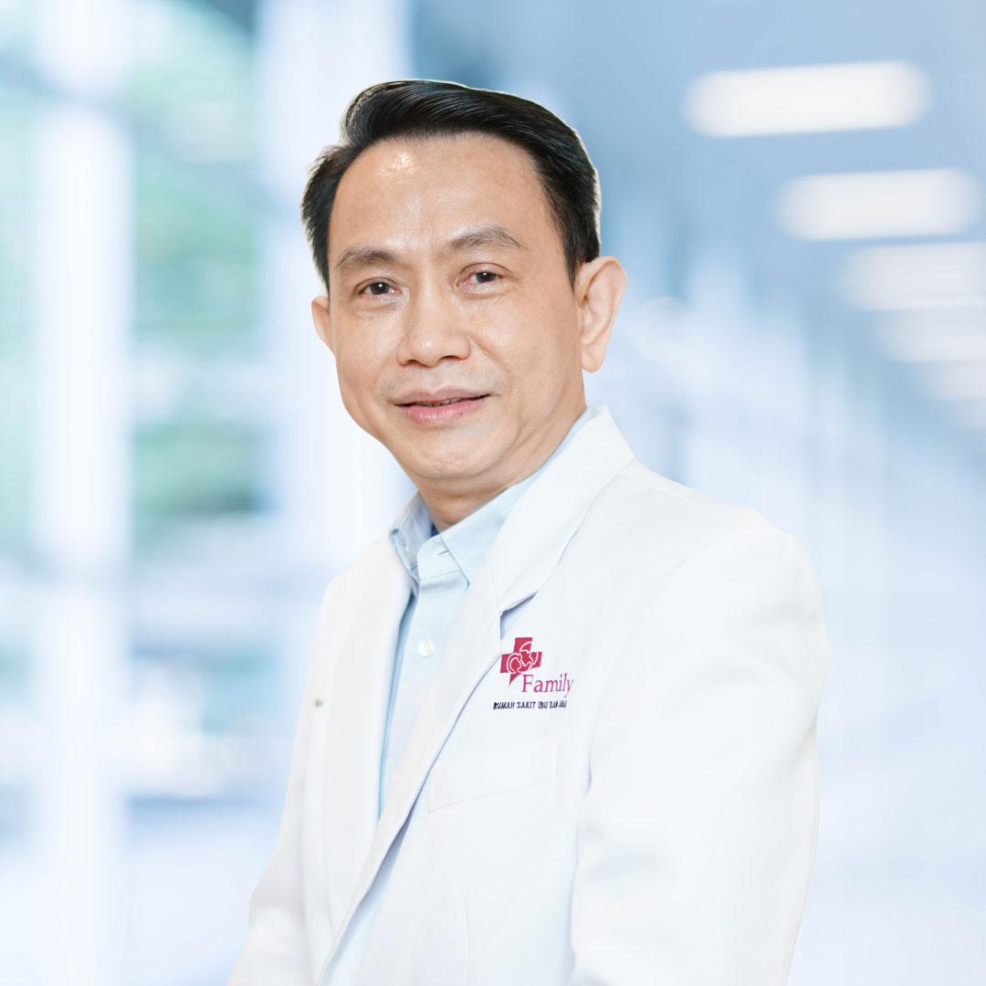 dr. Phan Oto S, Sp.A