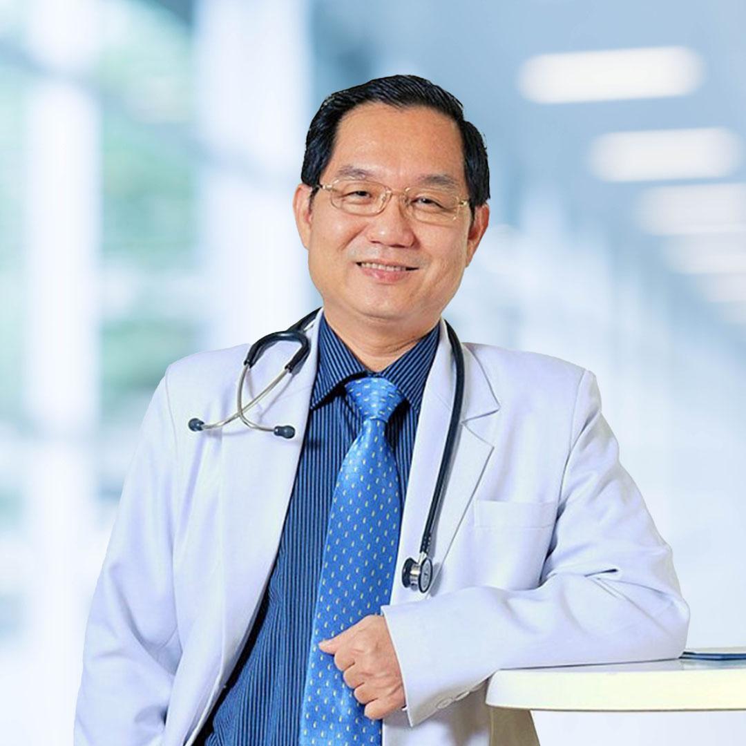 dr. Rahmadi W. Lam, Sp.A